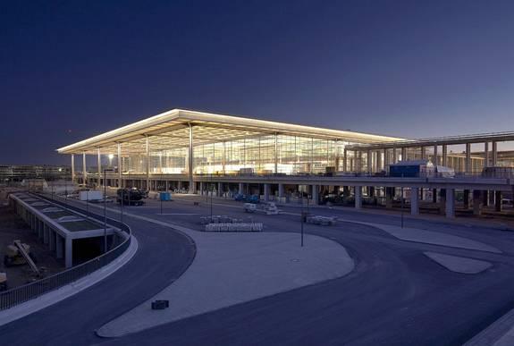 Single airport berlin brandenburg